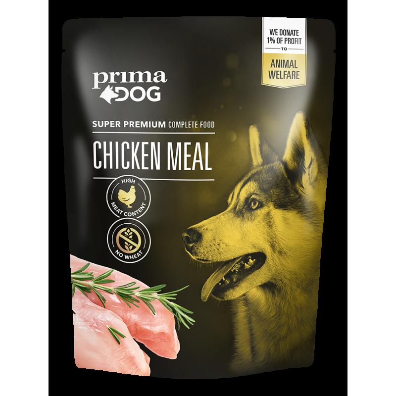 PrimaDog Kyllingmåltid