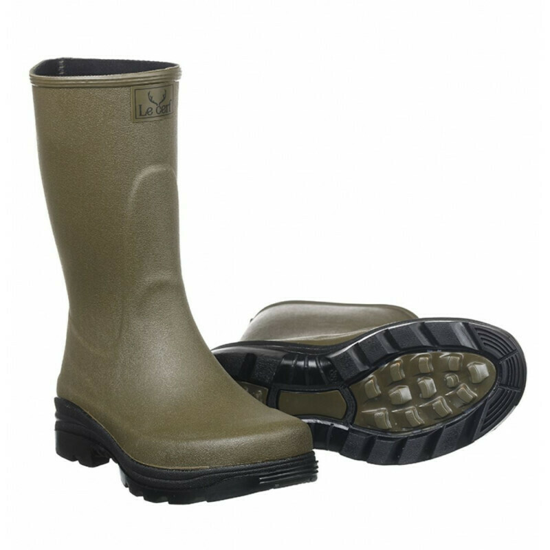 Le Cerf Fox gummistøvle