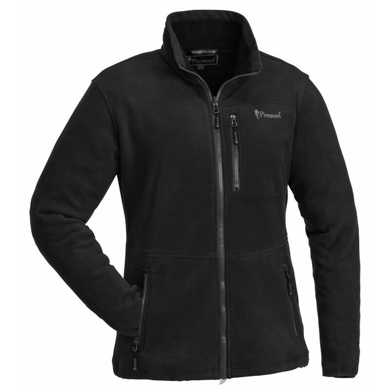 Pinewood fleece jakke - Dame