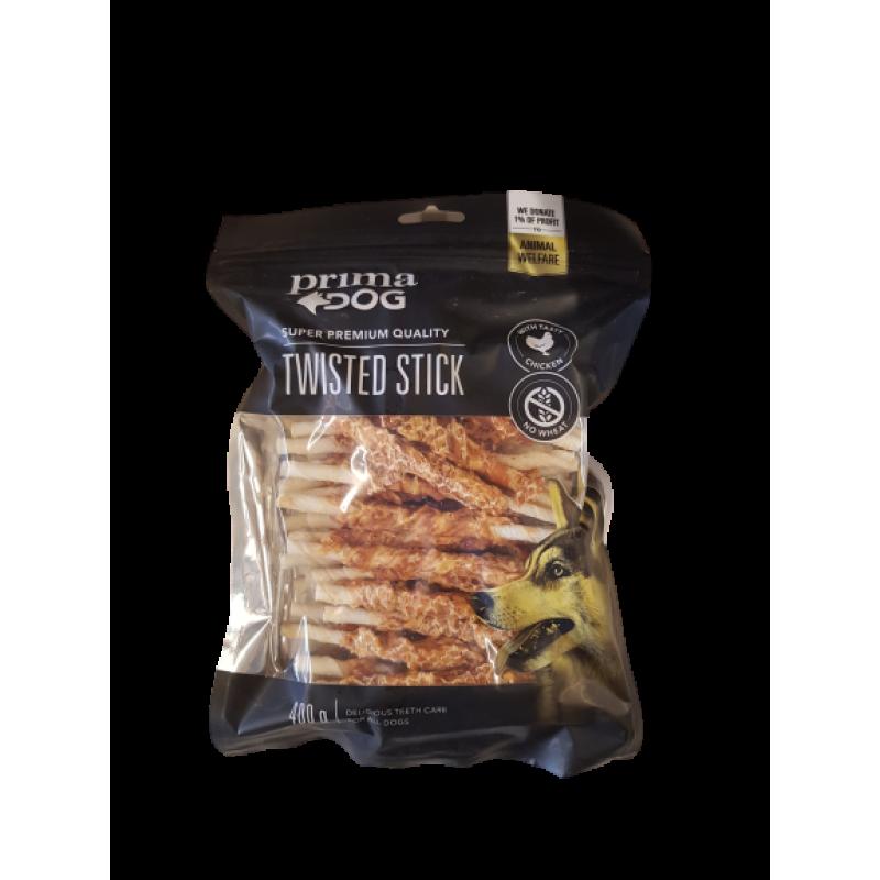 Primadog tyggepind m kylling - 45 stk