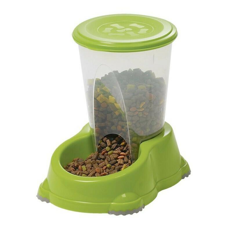 Smart foderautomat 1.5L - Lime