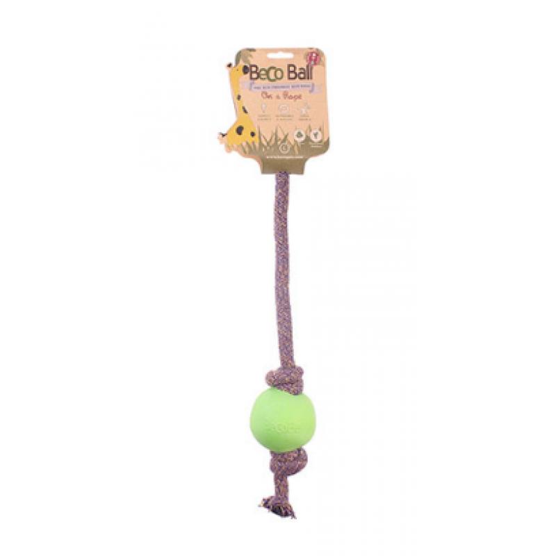 Beco reb med bold Large - grøn