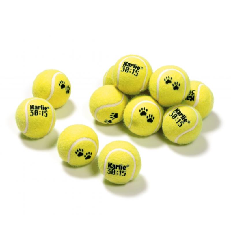 Tennisbold ass - 6cm