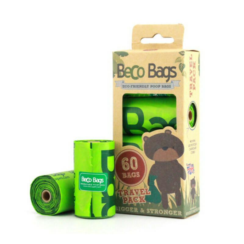 Beco hømhøm poser (4x15 stk.) bionedbrydelige