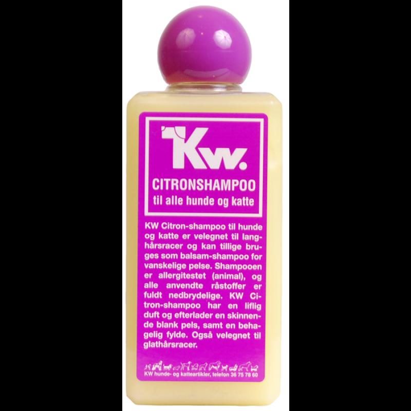 KW citron shampoo 200 ml