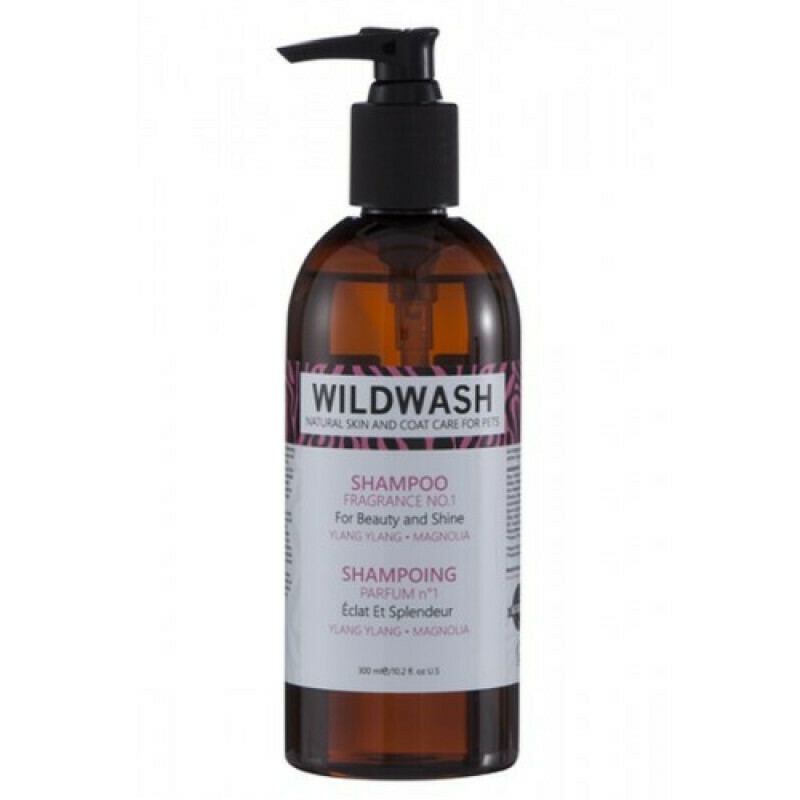Wildwash shampoo Beauty fragrance no.1. 300 ml