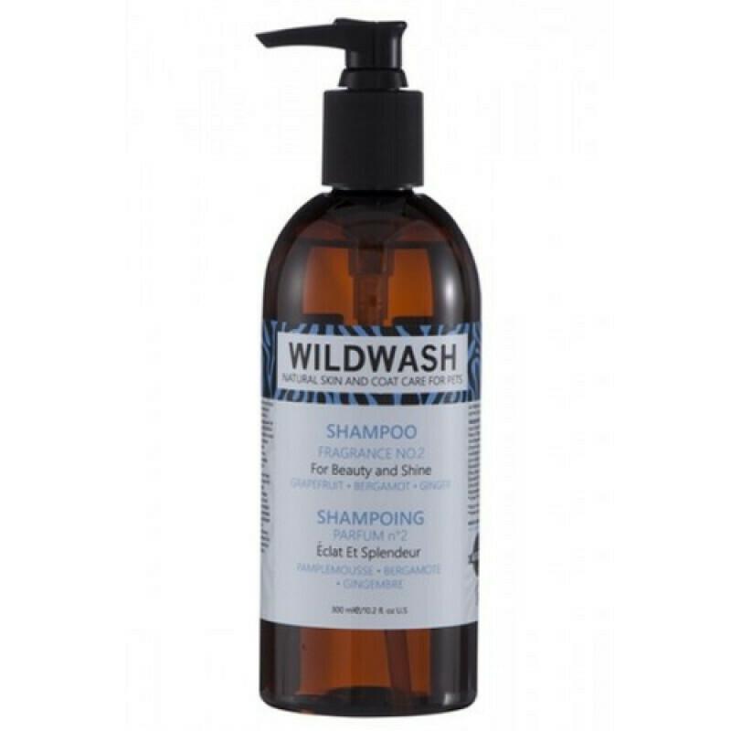 Wildwash shampoo Beauty fragrance no.2 300 ml