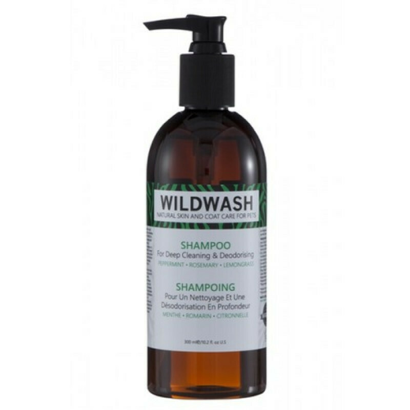 Wildwash shampoo deep cleaning 300 ml