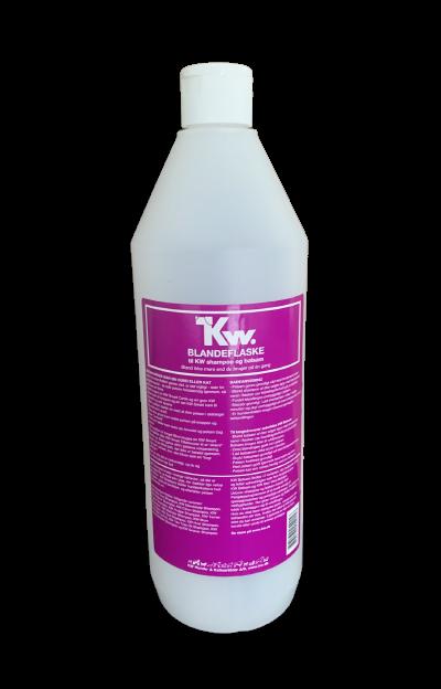 KW Blandeflaske 1000ml
