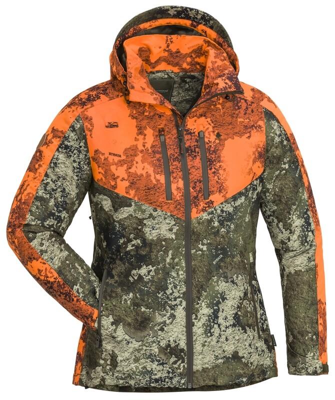 Pinewood Retriever active camou jagt jakke - Dame