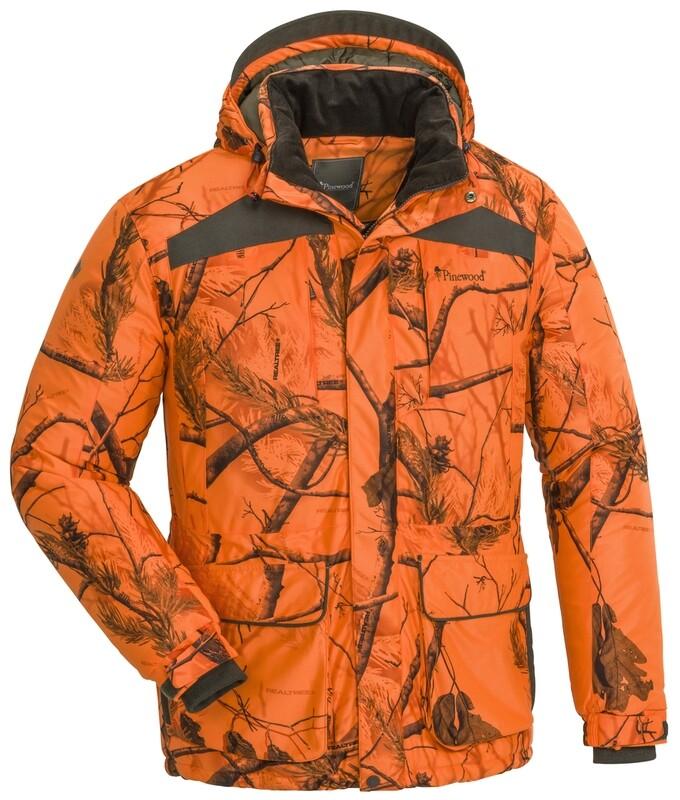 Pinewood Abisko camou 2.0 jagt jakke - Herre