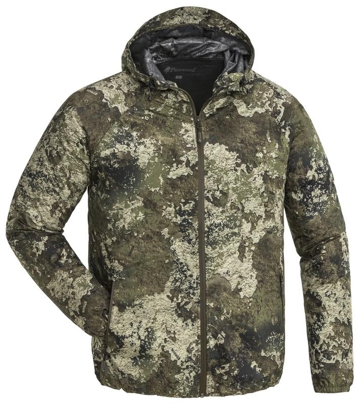 Pinewood caribou ultra camou jagt jakke - Herre