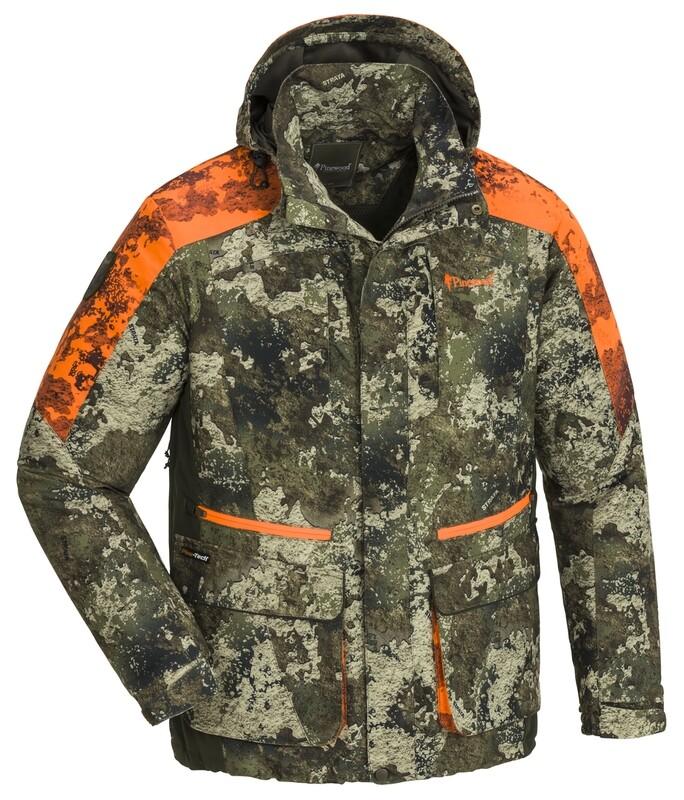 Pinewood Forest camou jagt jakke - Herre