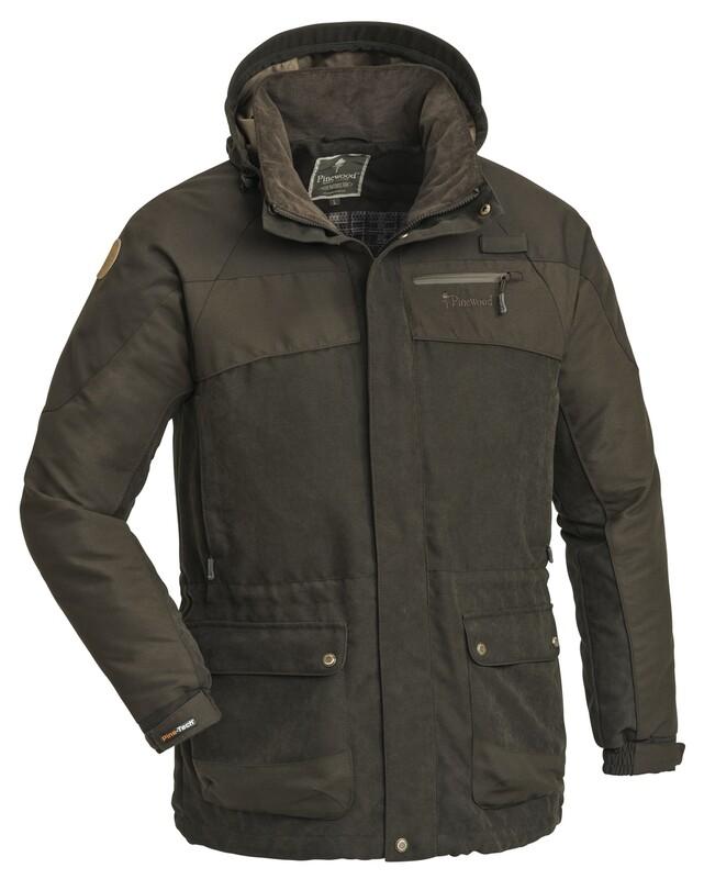 Pinewood Prestwick exclusive jagt jakke - Herre