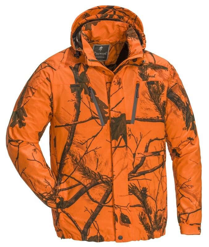 Pinewood Reswick camou jagt jakke - Herre