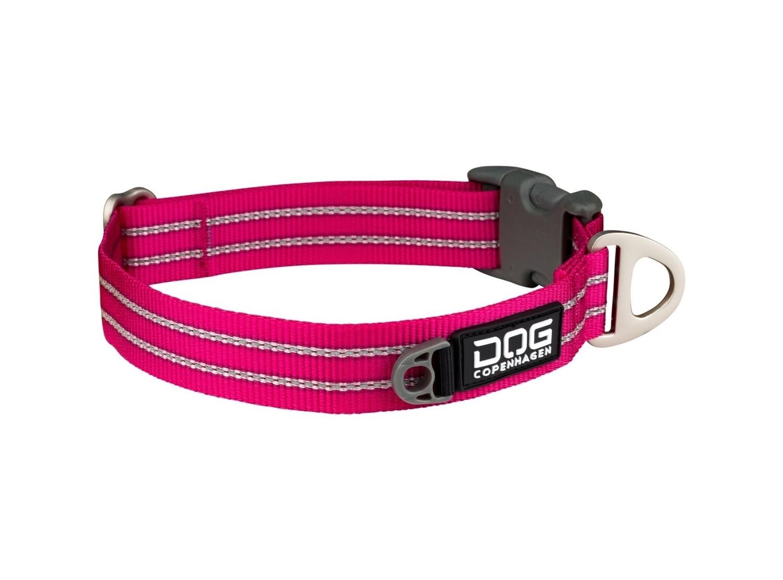 DOG Copenhagen Style halsbånd - Pink