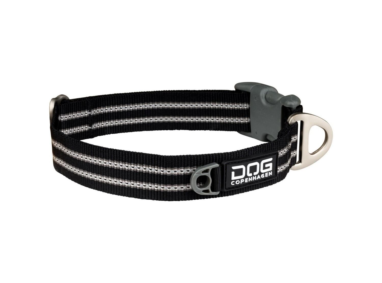 DOG Copenhagen Style halsbånd - Sort