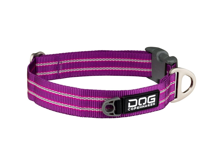 DOG Copenhagen Style halsbånd - Lilla