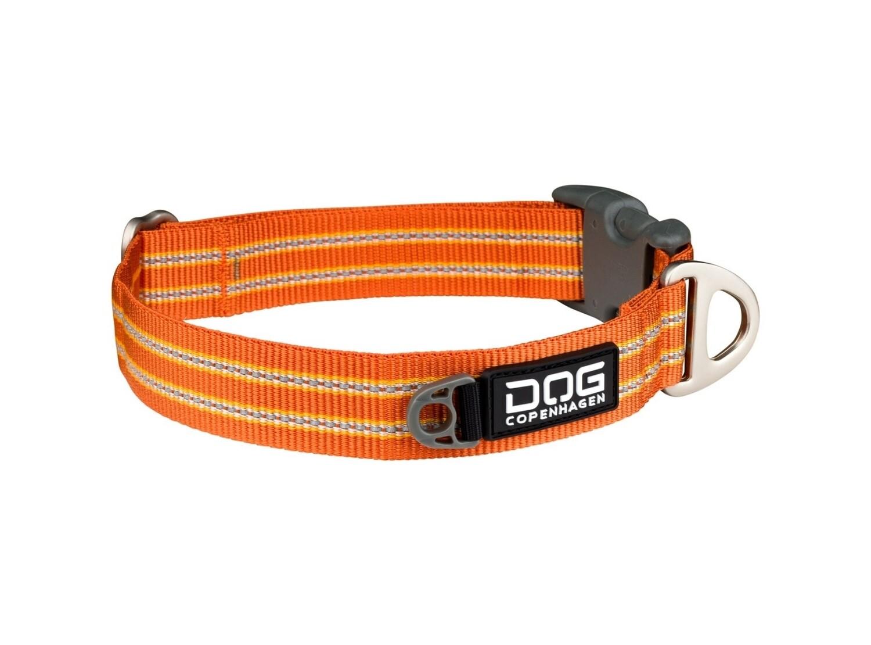 DOG Copenhagen Style halsbånd - Orange
