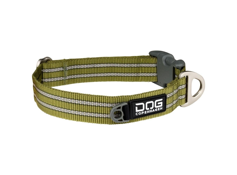 DOG Copenhagen Style halsbånd - Grøn