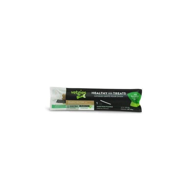 Vetgies fyldt stick peanutbutter - 1 stk