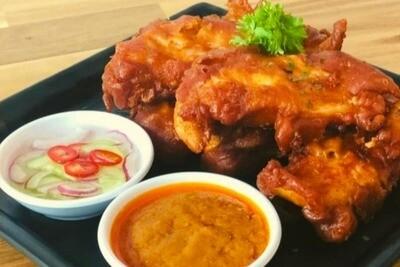 Massaman Chicken Tenders