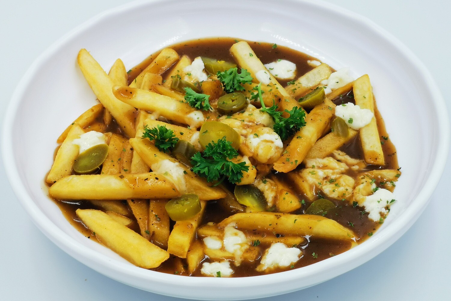Classic Canadian Poutine