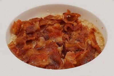 Crispy Comfort Oatmeal