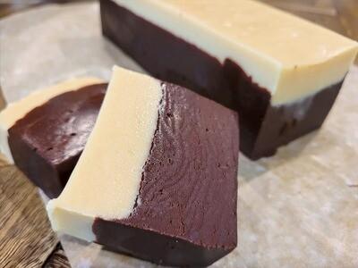 Latte Lover slice