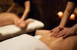 Valentine's Couple's Massage