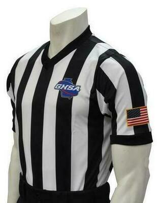 GHSA Mesh Basketball Shirt