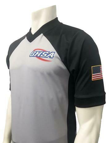 New GHSA Mesh Basketball Shirt