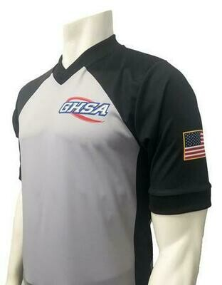 New GHSA Mesh Basketball Shirt