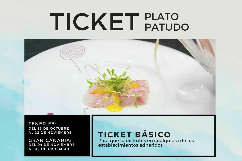 Ticket Básico Individual