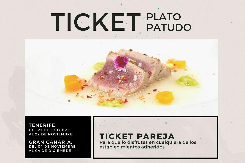 Ticket Parejas