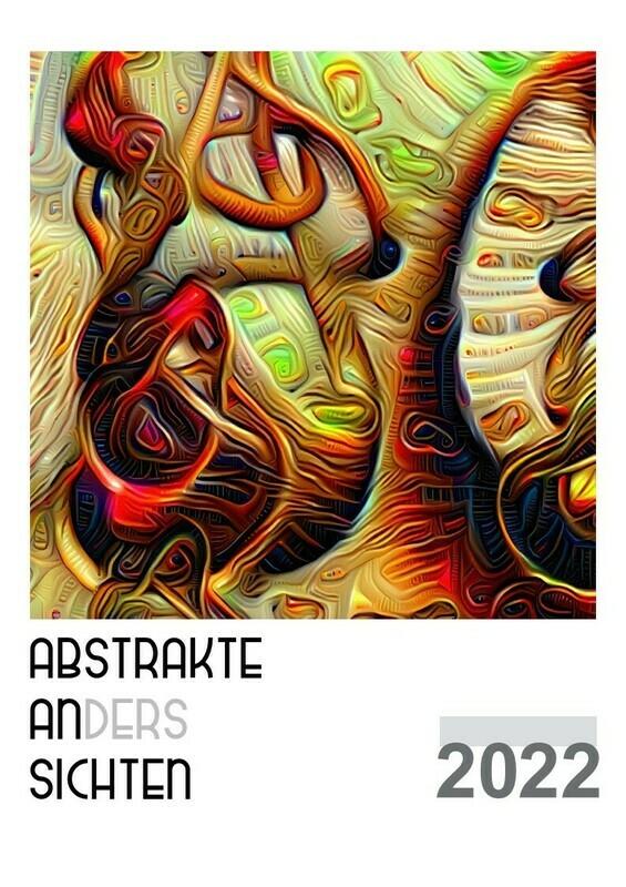 Kalender 2022 - Abstrakte ANdersSICHTEN