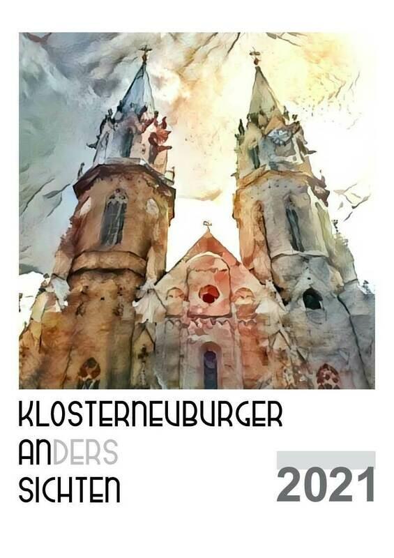 Kalender 2021 - Klosterneuburger ANdersSICHTEN