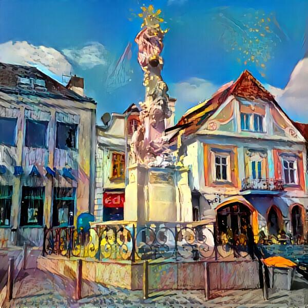 Klosterneuburger Anderssichten Stadtplatz