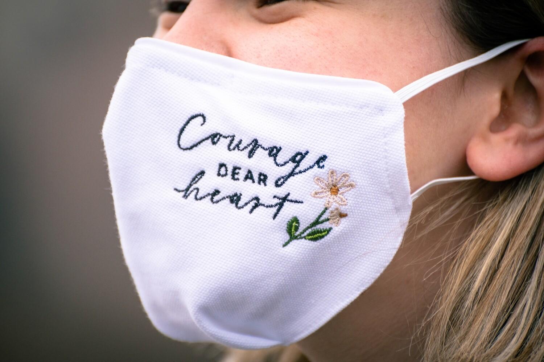 Courage dear heart - Blume