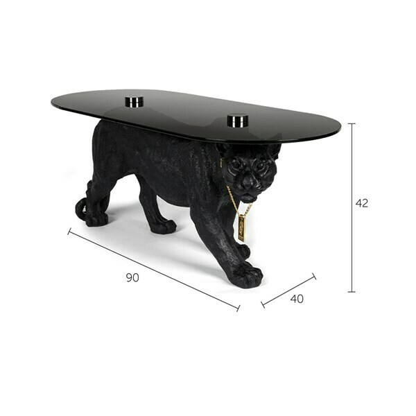 'Dope As Hell' coffee table