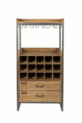 Edgar Cabinet