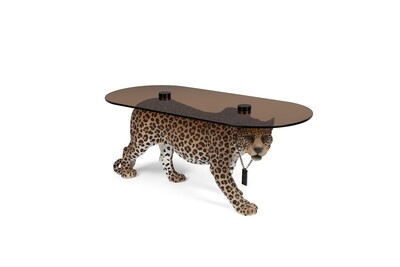 'Dope As Hell' coffee table - SPOTTED