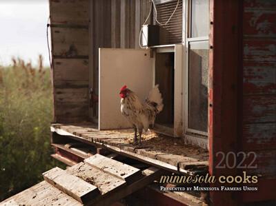 FREE Minnesota Cooks 2022 Calendar - ($5 shipping)
