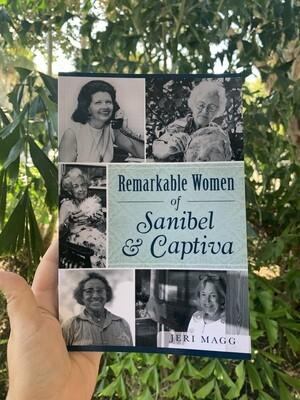 Remarkable Women of Sanibel Book
