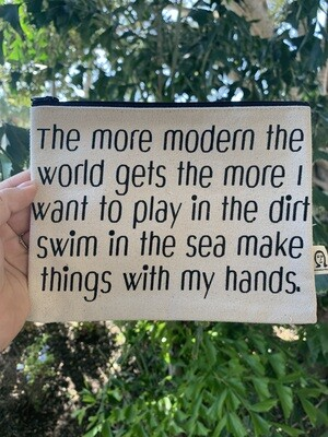 Modern Life Clutch