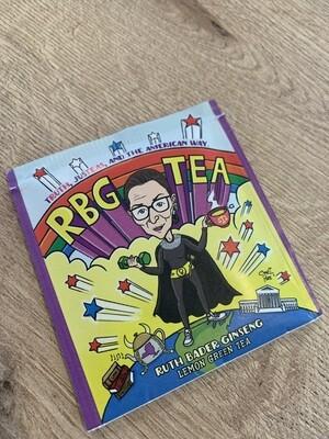 The Teabook Tea
