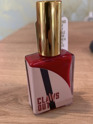 Claws Out Nailpolish - Resistance