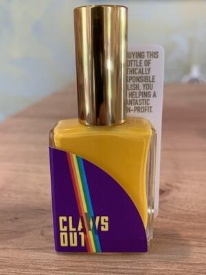 Claws Out Nailpolish - Pride