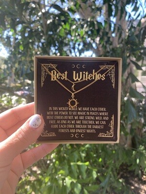 Witches Necklace