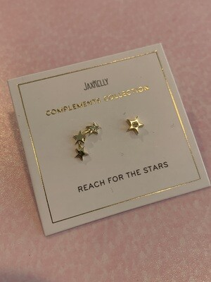 Star constellations earring